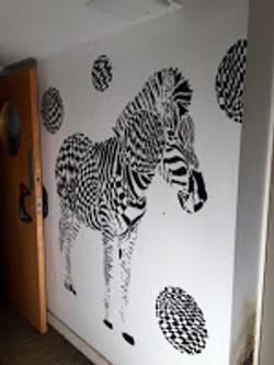 mosko zebre