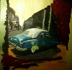 Nathalie Junis Art Dmp voiture