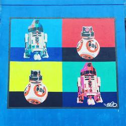 fresque street art Basto