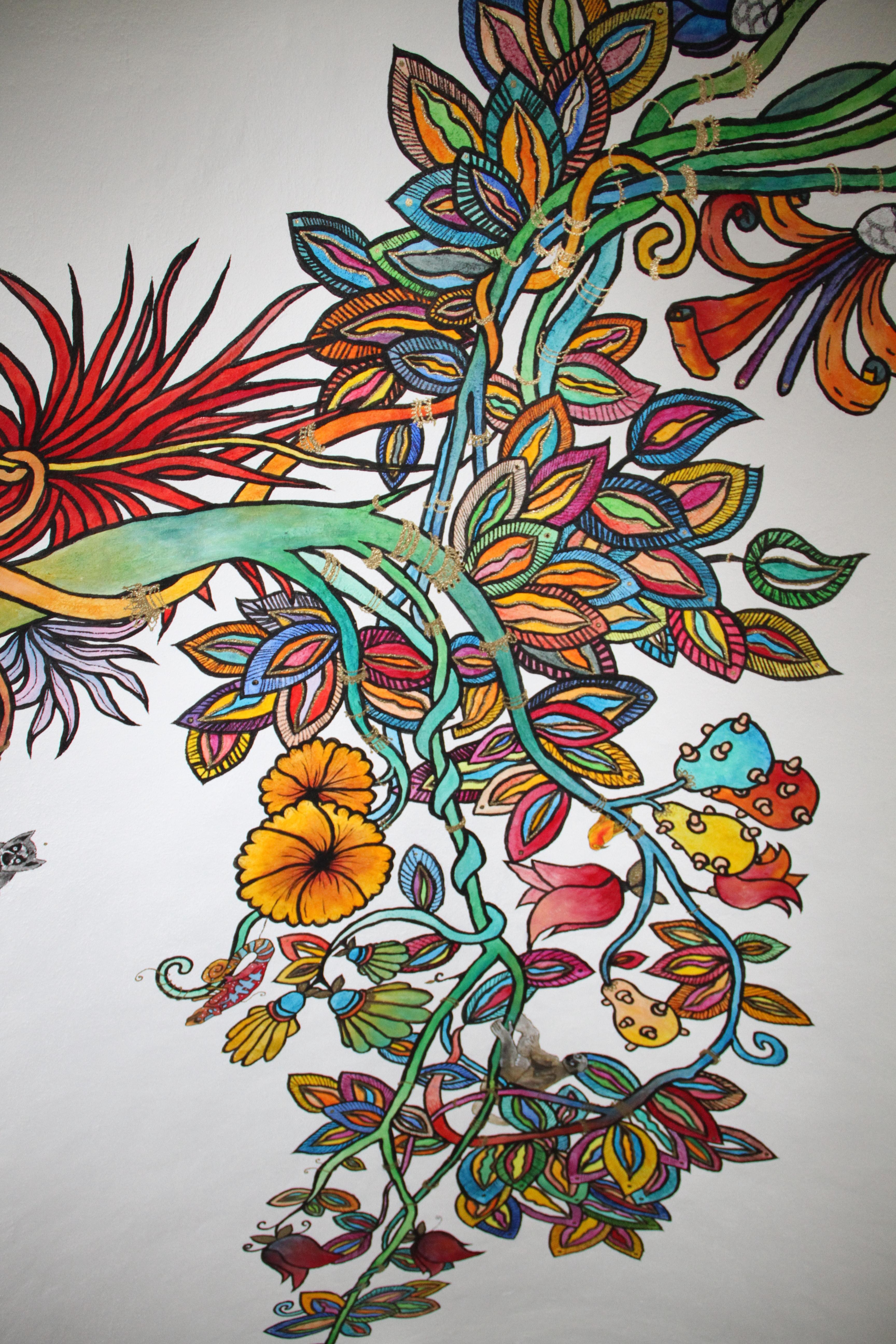 Michael Relave peinture déco