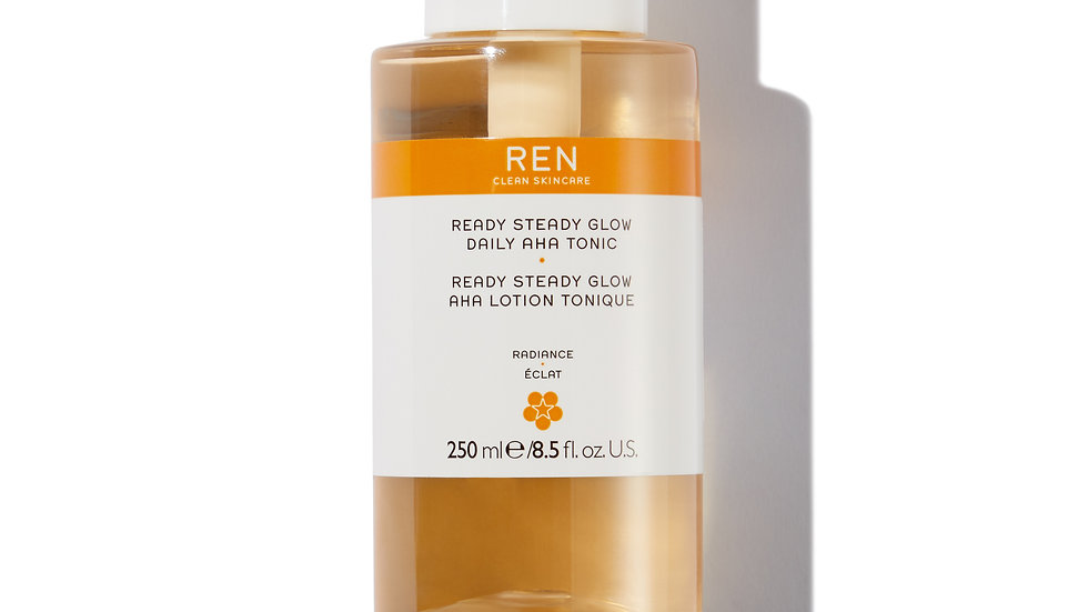 Ready Steady Glow Daily AHA tonic
