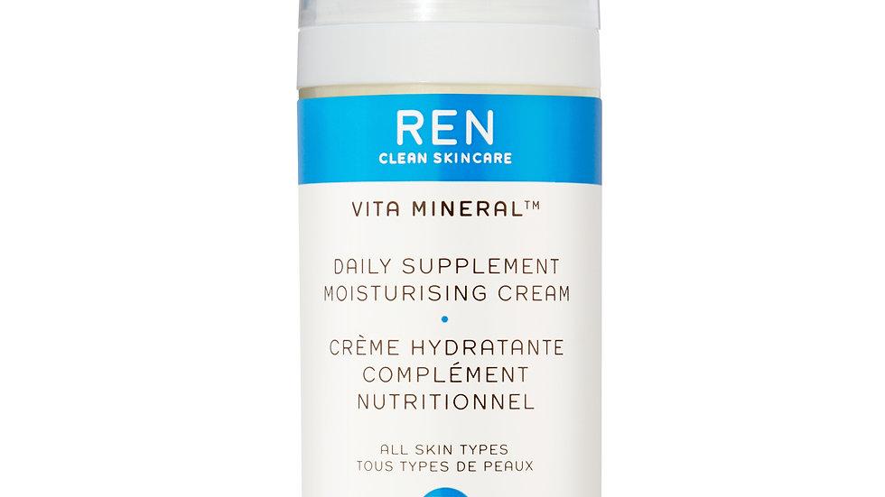 Vita Mineral Daily Supplement Moisturising Cream