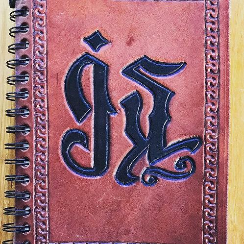 Custom A5 Diary