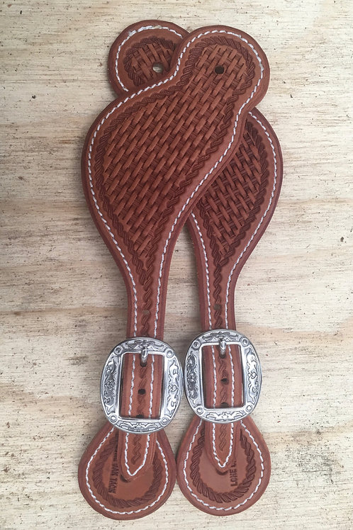 3/4inch Spur Straps