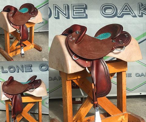 Fender saddle with Custom Inlay seat