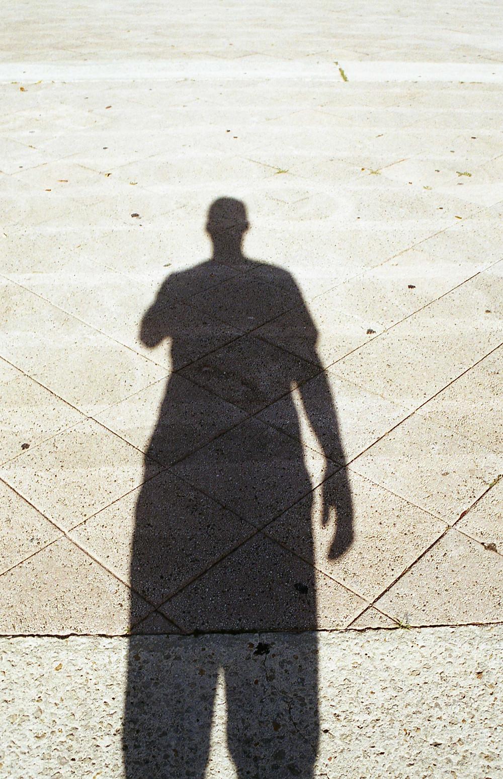 Shadow in San Juan