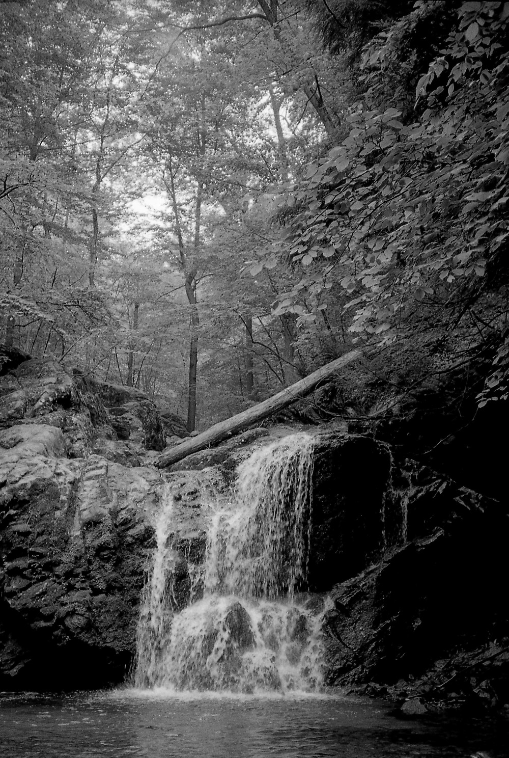 Waterfall in Maryland