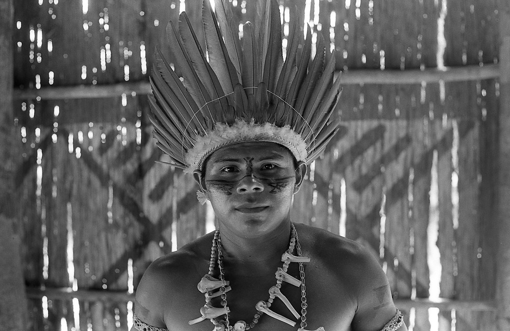 Amazon Native. Amazonas, Brasil