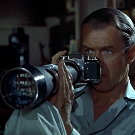 What I'm Watching: Rear Window