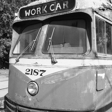 Roll #55 (Part I): The Day the Streetcar Died