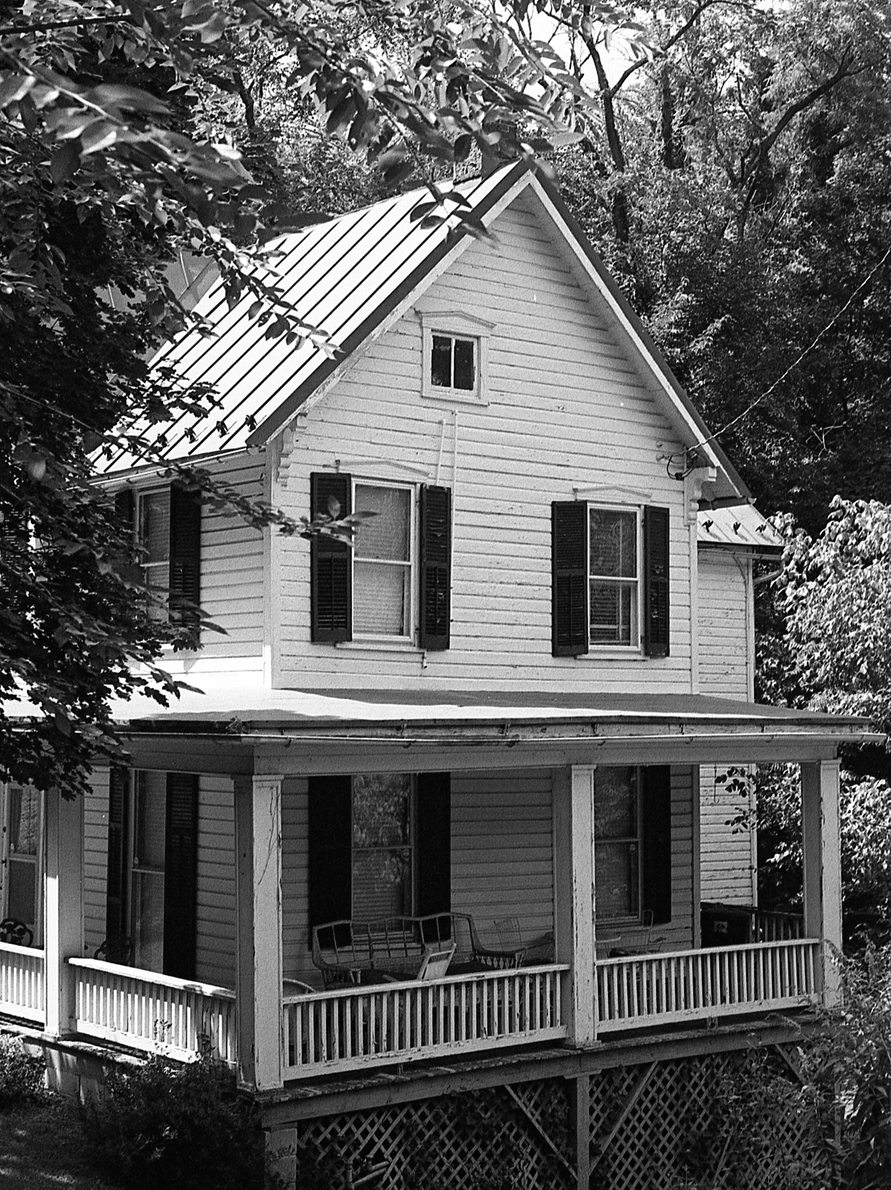 Harpers Ferry, West Virginia.