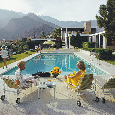 What I'm Watching: Slim Aarons and Lives of Privilege