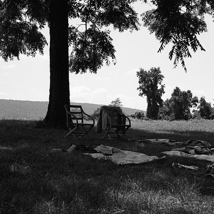 Civil War Reenactment. Harpers Ferry, West Virginia.