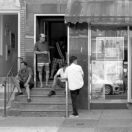 Roll #21: Chinatown