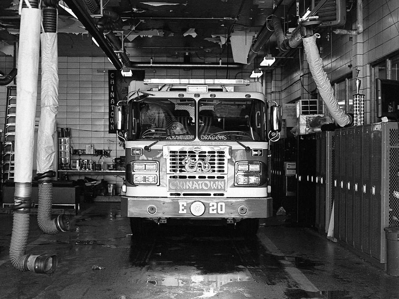 Chinatown Fire Department.