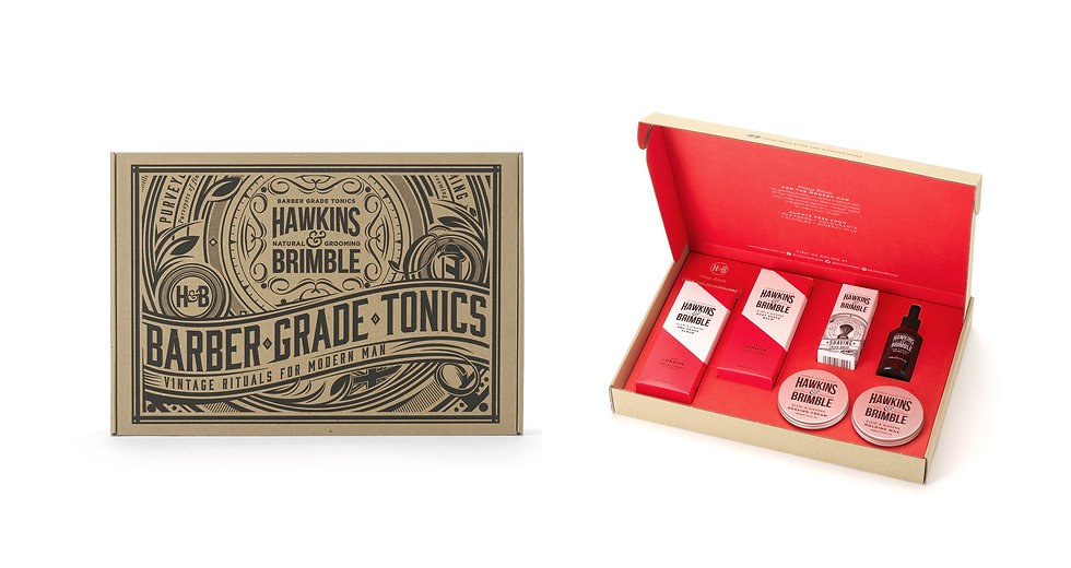 Grooming Gift Set (6pc)