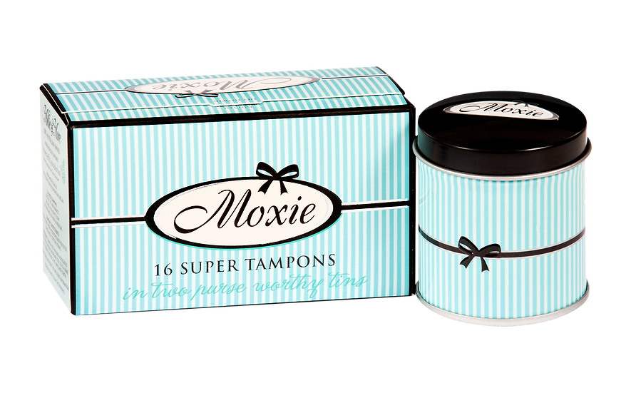 Moxie super tampons
