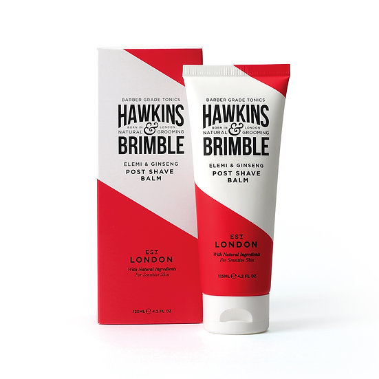 after shave balm (125ml)