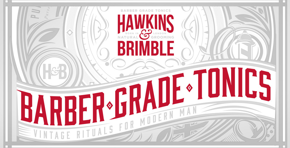 Hawkins and Brimble Vintage Shaving Prod