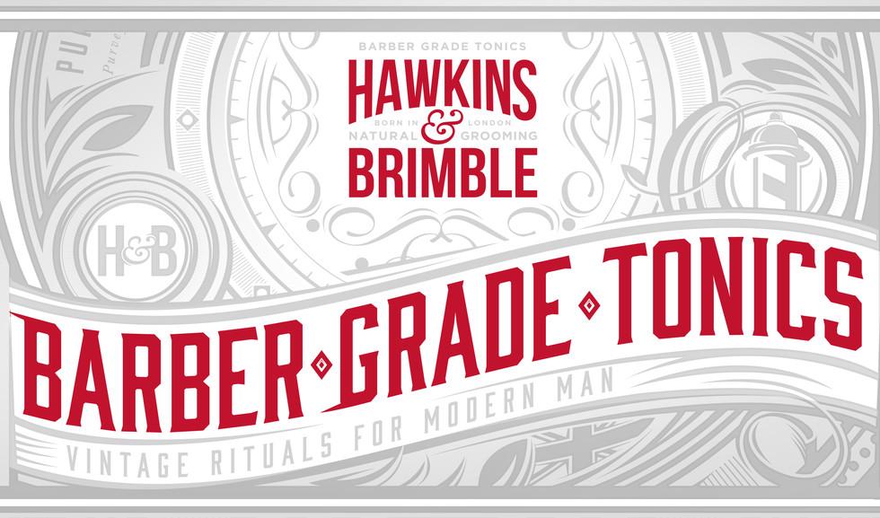 Hawkins and Brimble Vintage Shaving Prod