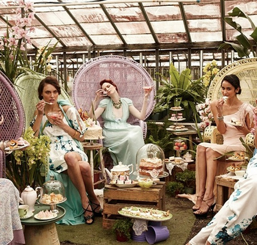 Dress Code for High Tea