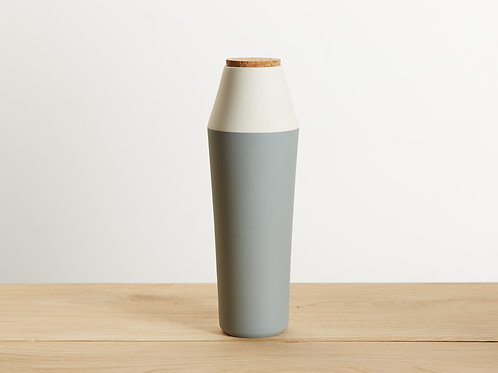 Dove Grey Carafe
