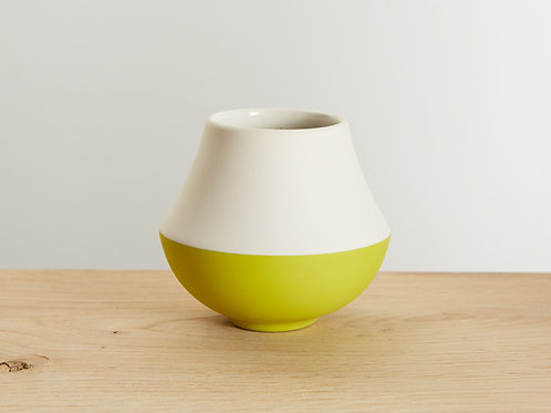 Pistachio Vase