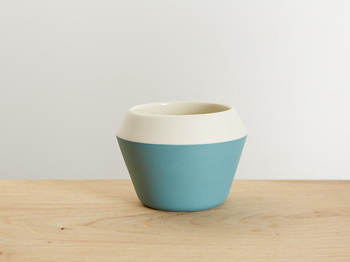 Teal Cup