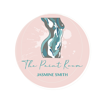 The Paint Room - Final Design Logo Trans