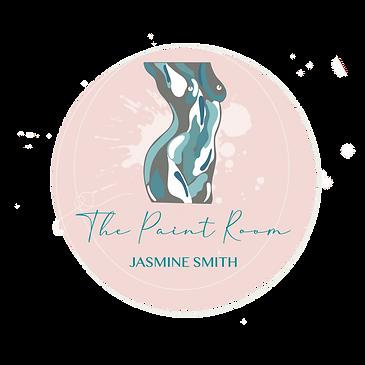 The Paint Room - Final Design Logo Trans