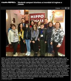 La Repubblica 2019 Hippo