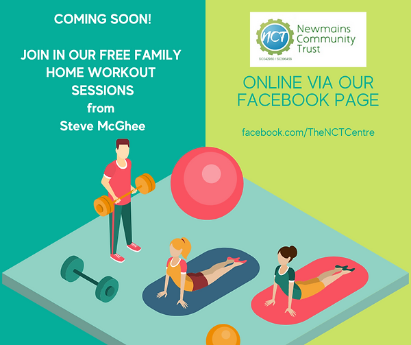 COMING SOON FREE FAMILY HOME WORKOUT SES