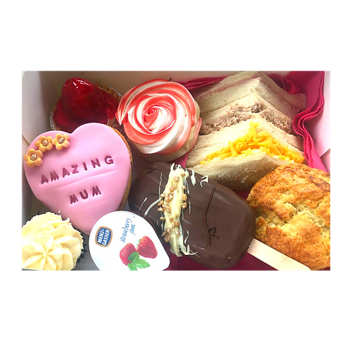 Personalised Mother's Day Afternoon Tea for 1