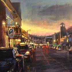 Main Street Glow