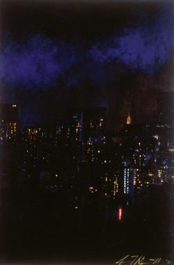 Nob Hill at Night