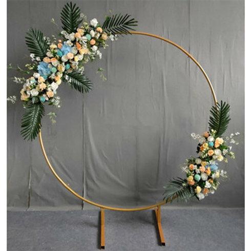 Round Arch on Stand