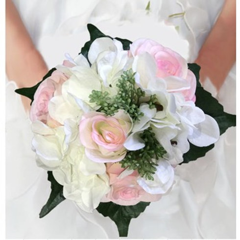 Rose & Hydrangea Bouquet
