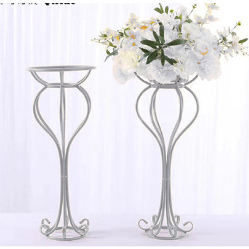 Scrolled Style Flower Stand