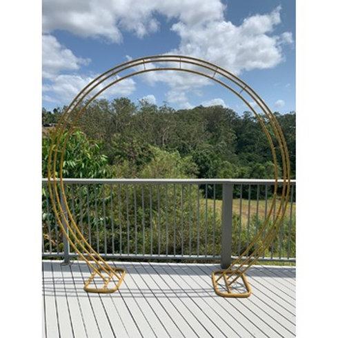 Decorative Circle Arch Frame