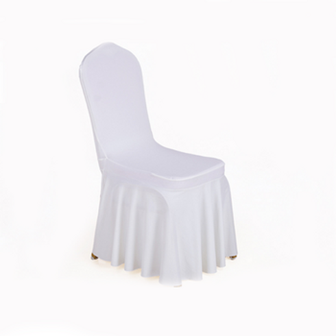 Semi-fitted Lycra Chair Cover