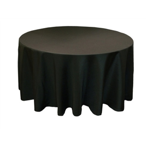 Polyester Table Cloth - Round