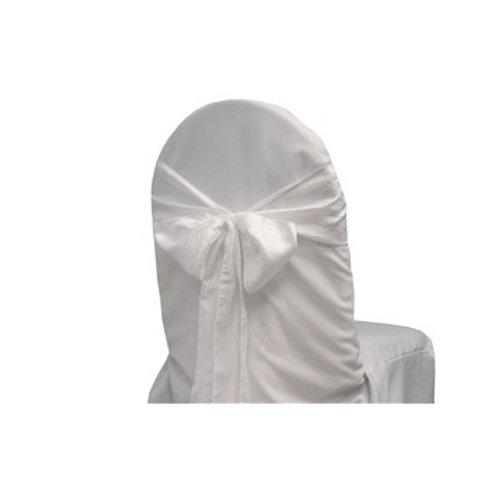 Taffeta Crinkle Chair Sash