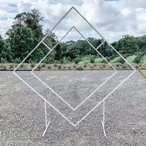 Rhombus Arch