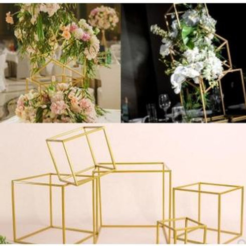 5pk Square Centrepieces