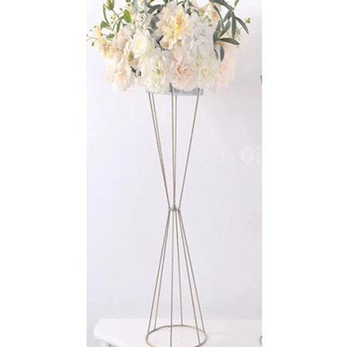 Geometric Flower Stand