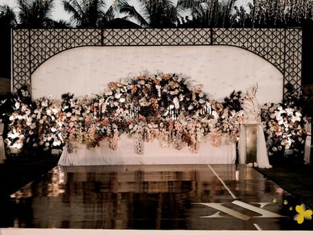 The Wedding of Vincent & Amanda, at The Mulia Resort, Nusa Dua, Bali