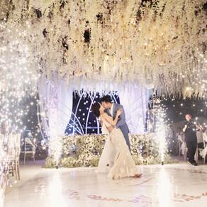 The wedding of Steven & Liza, at St Regis, Nusa Dua, Bali