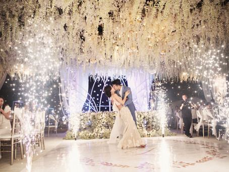 The wedding of Steven & Liza, at St Regis, Nusa Dua, Bali