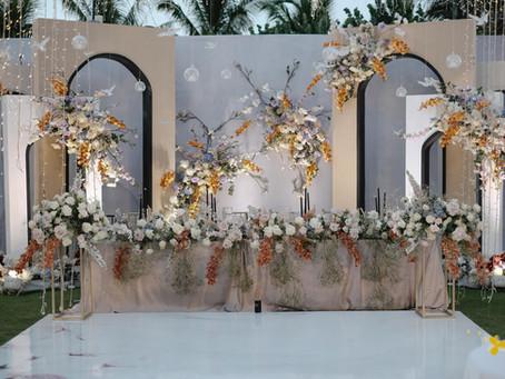 The Wedding of Ivan & Fiorencia, at The Mulia Resort, Nusa Dua, Bali