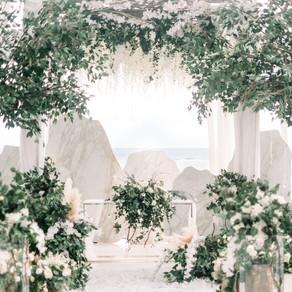 The wedding of Edwin & Jennifer, at The Ritz Carlton, Nusa Dua, Bali